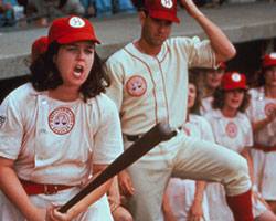 Ann Cusack - 'A League of Their Own'