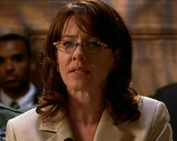 Ann Cusack - Army Wives