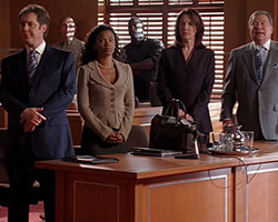 Ann Cusack - Boston Legal